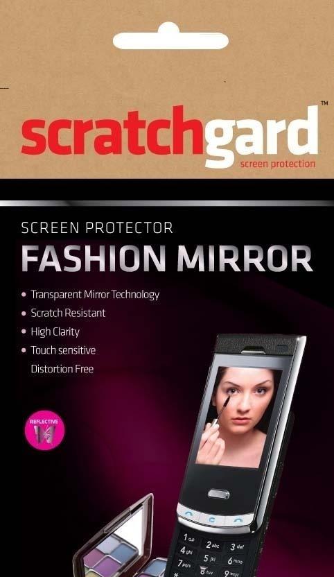 Scratchgard Mirror Screen Guard for BlackBerry 9780 Bold 3