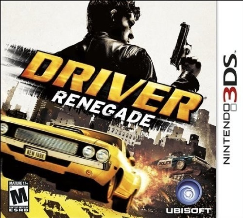 Driver: Renegade(for 3DS)