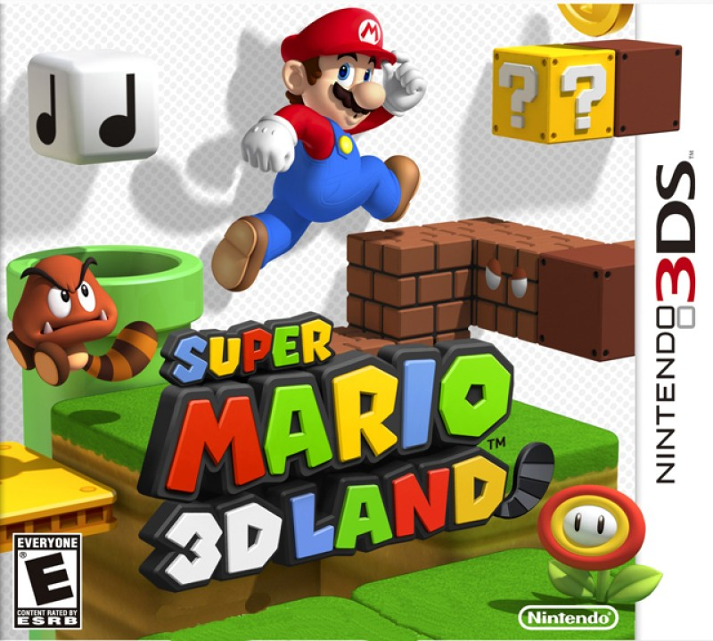Super Mario 3D Land(for 3DS)