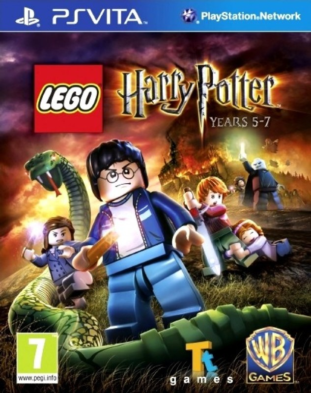 Lego Harry Potter: Years 5-7(for PS Vita)