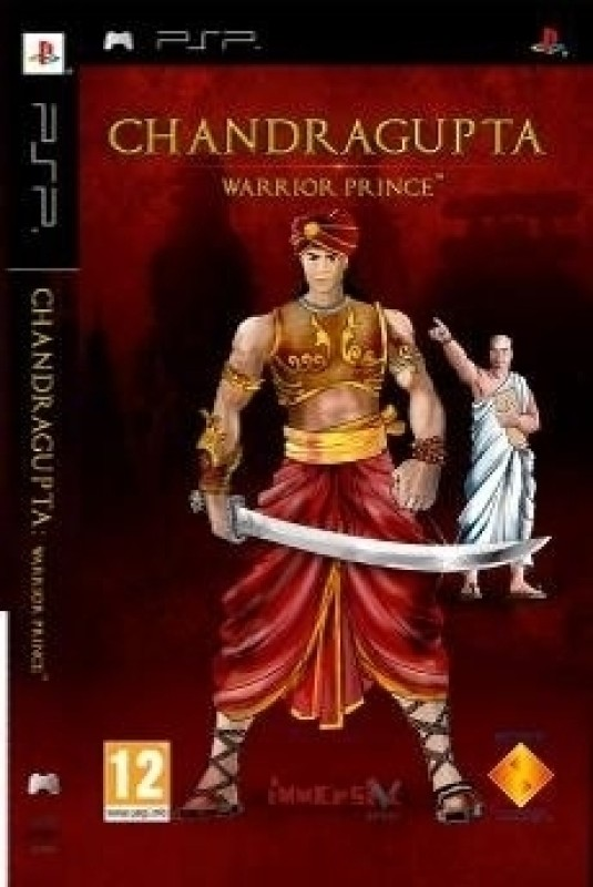 Chandragupta : Warrior Prince(for PSP)