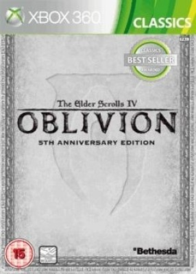 The Elder Scrolls IV Oblivion (5th Anniversary Edition)
