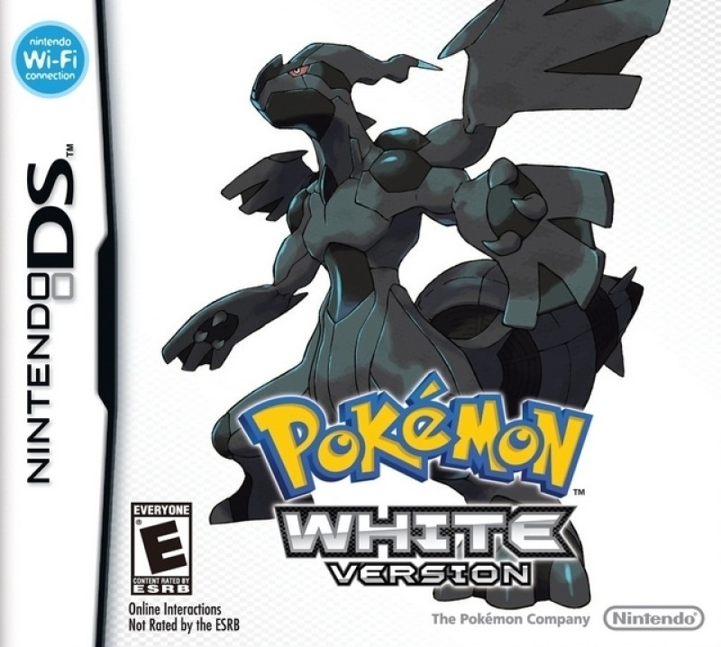 Pokemon : White Version(for DS)