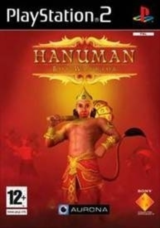 Hanuman : Boy Warrior(for PS2)
