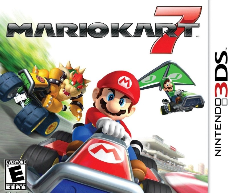 Mario Kart 7(for 3DS)