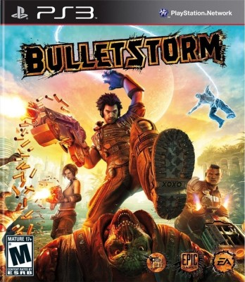 Bulletstorm(for PS3)