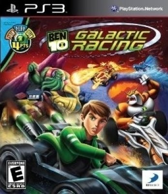 Ben 10 Galactic Racing(for PS3)