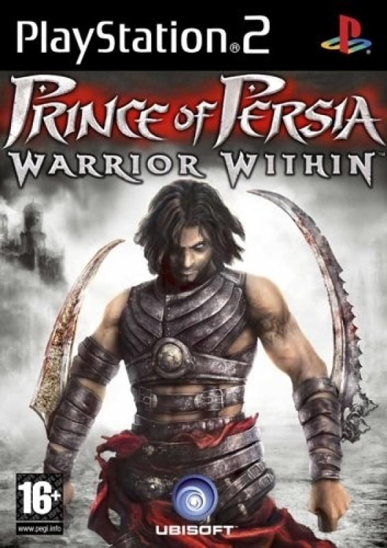 Prince Of Persia : Warrior Within(for PS2)