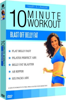 10 Minutes Work-Out (Blast Off Belly Fat)