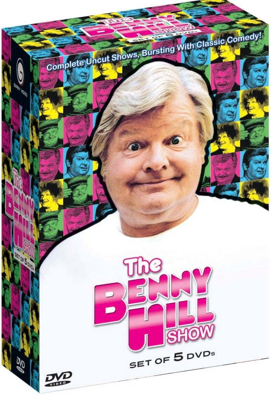 The Benny Hill Show(English)