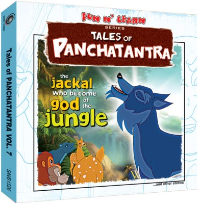 Fun - N- Learn - Tales Of Panchtantra - Vol - 7(VCD English)