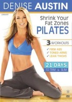 Shrink Your Fat Zones Pilates(DVD English)