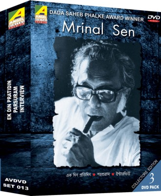 Mrinal Sen - Collectors Edition (Ek Din Pratidin, Parsuram, Interview)(DVD Bengali)