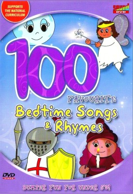 100 Favourite Bedtime Songs & Rhymes