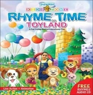 Rhyme Time In Toyland