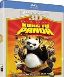 Kung Fu Panda (3d) (3D Blu-ray English)