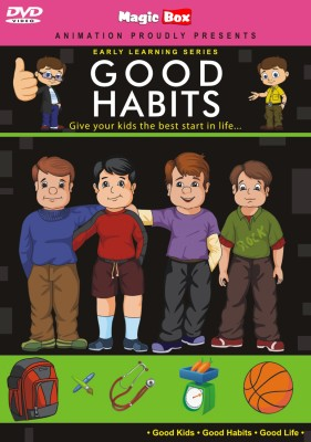 Early Learning Series Goog Habits