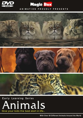 Early Learning Series Animals