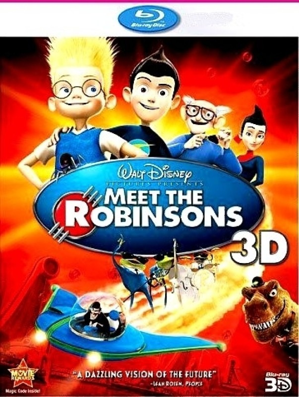 Meet The Robinsons 3D(English)