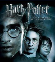 Harry Potter Years 1 - 8(DVD English)