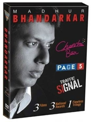 Madhur Bhandarkar (Set Of 3 DVD,s)