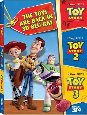 Toy Story 3D (Toy Story 1/ Toy Story 2/ Toy Story 3)