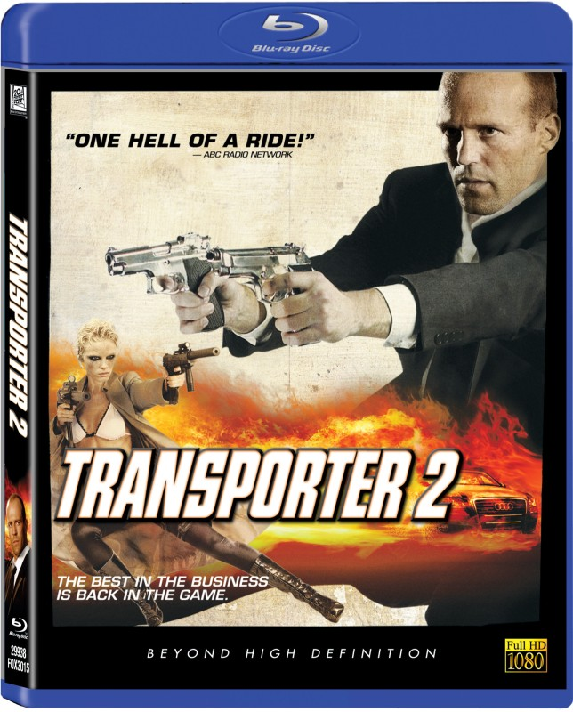Transporter 2(Blu-ray English)