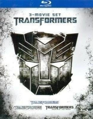 Transformers : 3 Movie Set