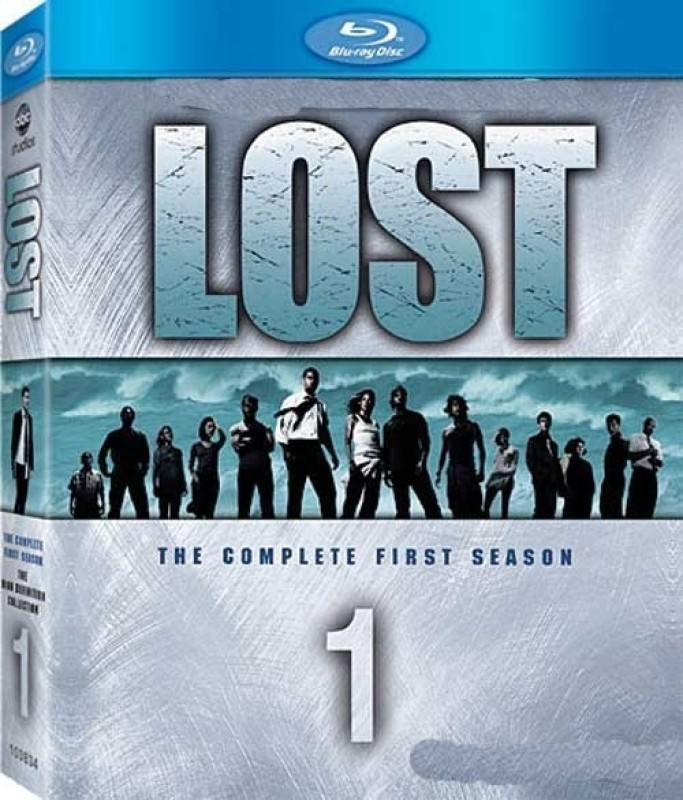 Lost Season - 1 1(Blu-ray English)