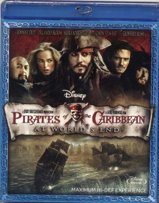 Pirates Of The Caribbean- At World&Apos;s End(Blu-ray English)