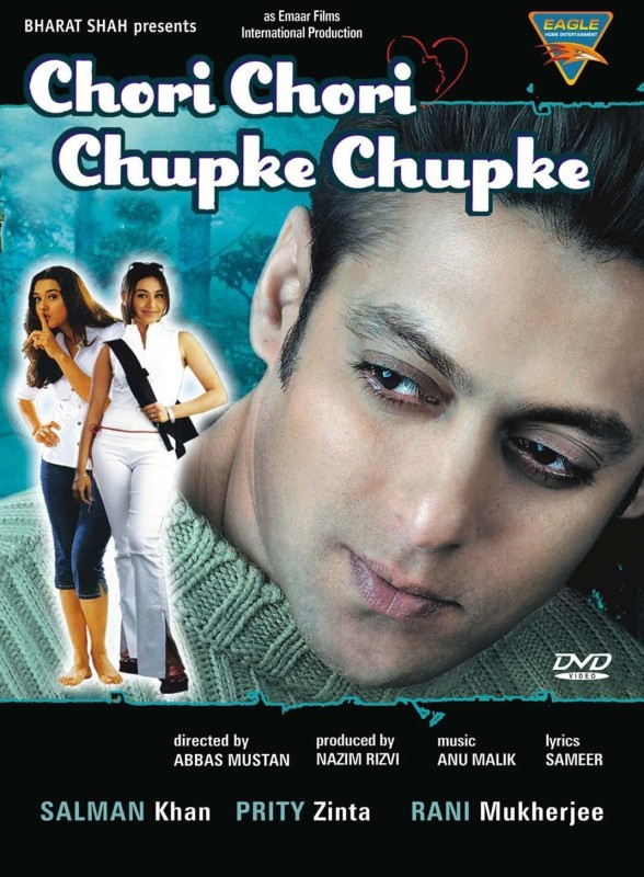 Chori Chori Chupke Chupke(DVD Hindi)