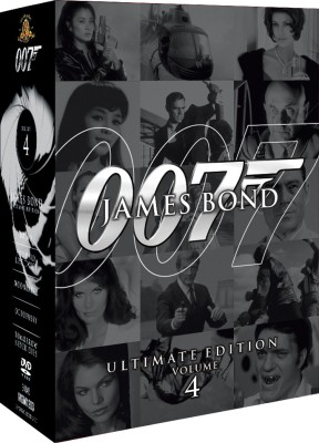 James Bond Ultimate Collection: Volume 4