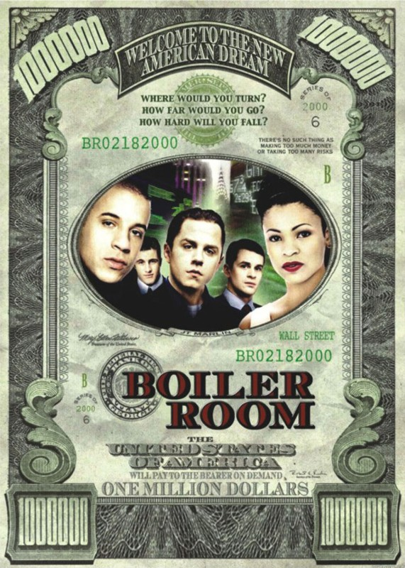 Boiler Room(DVD English)