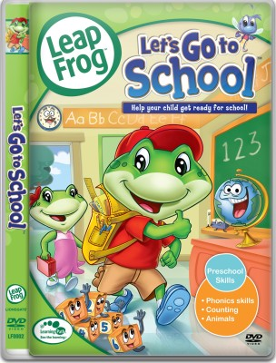 Leap Frog Let's Go To School