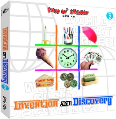 Fun - N- Learn - Invention And Discovery - Vol - 2