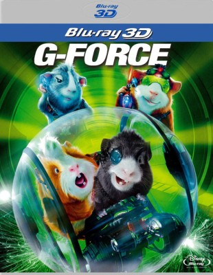 G-Force 3D(Blu-ray English)