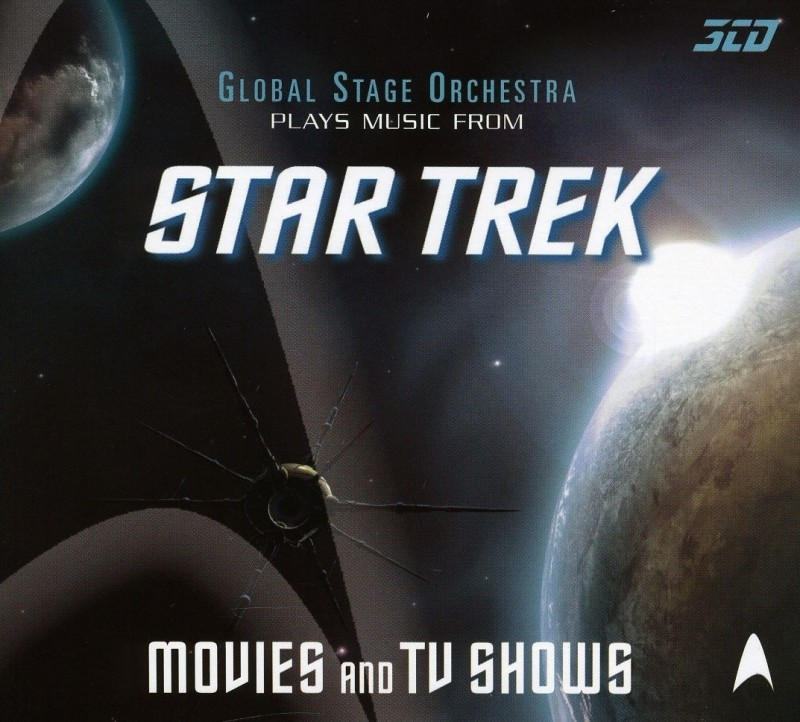 Plays Music From Star Trek Movies & Tv Shows(Music, Audio...