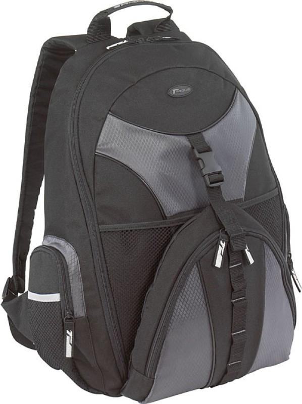 Targus 15.4 inch Sport Backpack(Black & Grey)