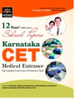 Karnataka CET for Class I-XI 1st Edition price comparison at Flipkart, Amazon, Crossword, Uread, Bookadda, Landmark, Homeshop18