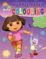 Dora Purple Paper Colouring price comparison at Flipkart, Amazon, Crossword, Uread, Bookadda, Landmark, Homeshop18