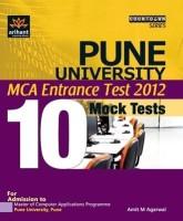 MCA Entrance Test: Pune University 10 Mock Tests (2012) price comparison at Flipkart, Amazon, Crossword, Uread, Bookadda, Landmark, Homeshop18