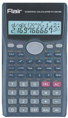 Flair FC- 996MS Scientific  Calculator(12 Digit)