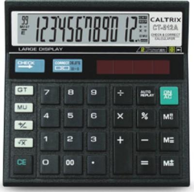 Caltrix CT-512A Basic  Calculator