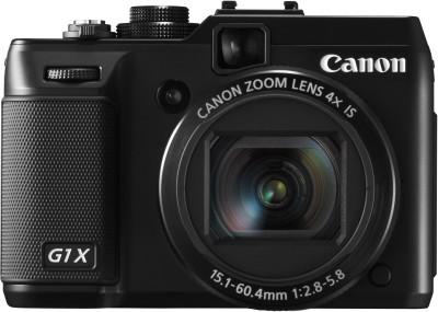 Canon PowerShot G1 X Point & Shoot Camera