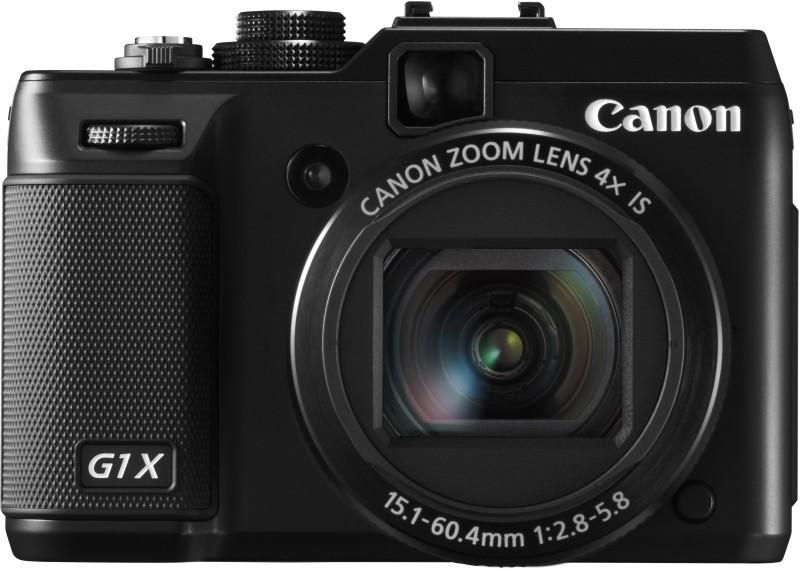 canon powershot g1 x mark ii 12.8 megapixels digital camera - black