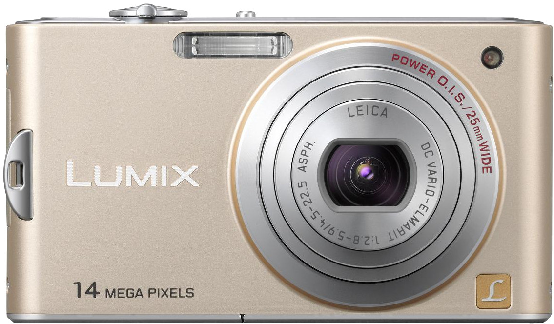 Panasonic Lumix DMC-FX68(Gold)