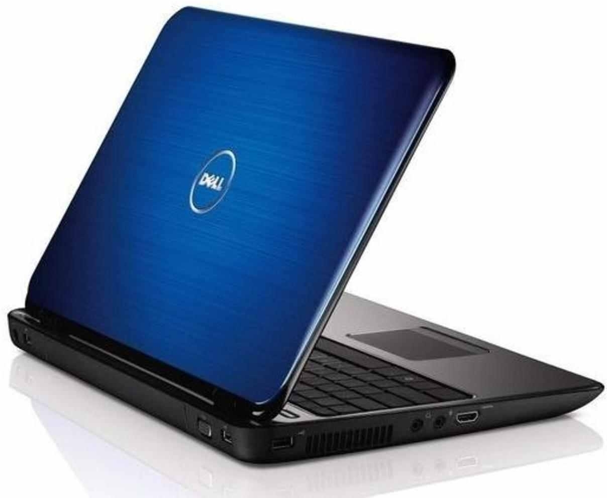Dell Core i3 2nd Gen - (Windows 7 Home Basic) DD2GN08(Black With Blue Color Panel)