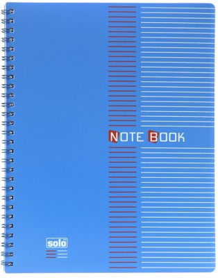 Solo B5 Notebook