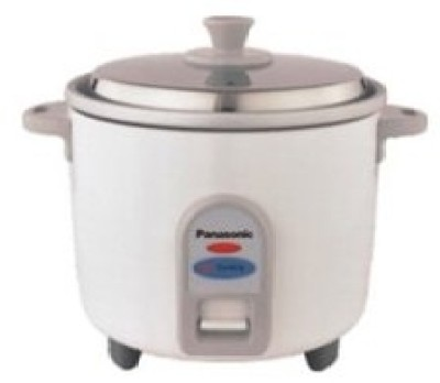 Panasonic SR WA 18 Electric Rice Cooker(1.8 L, White)