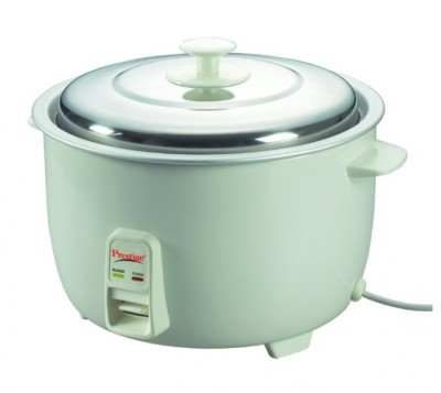 Prestige PRWO 4.2 Electric Rice Cooker with Steaming Feature